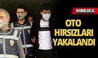 Antalya'da 15 günde 4 otomobil soygunu yaptılar