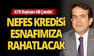 Antalya Ticaret Borsası üyelerine 'Nefes' aldıracak