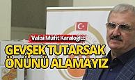 Antalya Valisi Karaloğlu: Tedbiri elden bırakmayacağız