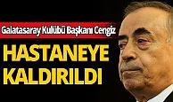 Mustafa Cengiz hastaneye kaldırıldı, koronavirüs testi....