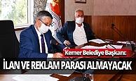 Kemer Belediye Meclisi değerlendirme toplantısı yaptı