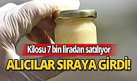Kilosu 7 bin lira olan ve bağışıklığı güçlendiren süt yok satıyor!