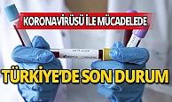 Koronavirüsü İle mücadeleye ilişkin  Türkiye'de son durum