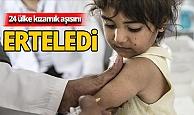 UNICEF'ten kızamık aşısı uyarısı