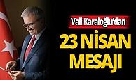 """Vali Münir Karaloğlu: """"Göğsümüz milli duygularımızla kabardığı sürece balkonlar da bize meydan olur"""""""