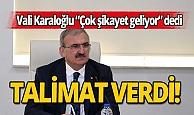 Vali Münir Karaloğlu: Antalya'daki yerleşik yabancıların da kurallara uymalarını sağlayalım