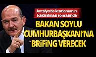 Cumhurbaşkanlığı Kabinesi bugün Antalya'da son durumu değerlendirilecek