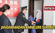 Jandarma, 163 şehit annesini tek tek ziyaret etti