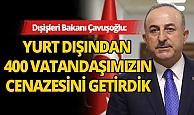 Koronadan yurt dışında 507 Türk vatandaşı vefat etti