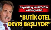 Kültür ve Turizm eski bakanı Ertuğrul Günay, Başkan Mevlüt Yeni'nin sorularını cevapladı
