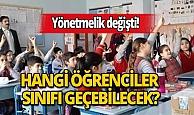 Resmi gazetede yayınlandı: Hangi öğrenciler sınıf geçebilecek?