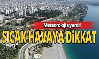 26 Haziran Cuma günü Antalya'da hava durumu