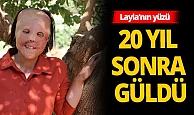 Akdeniz Üniversitesi Layla'nın yüzünü güldürdü