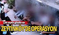 Antalya'da şafak operasyonu