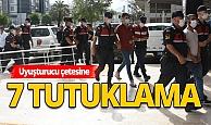 Antalya'da yüklü miktarda uyuşturucu ele geçirildi