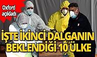 Korona virüste ikinci dalga ihtimali en yüksek 10 ülke açıklandı