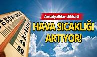 Meteoroloji Antalya için uyarıda bulundu!