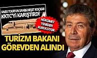 Turizm Bakanı, Koçkar sebebiyle mi görevden alındı?