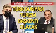 Türk Konseyi turizm bakanları video konferansla 'turizmi' ele aldı