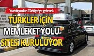 YTB'den kara yoluyla Türkiye'ye gelecekler için internet sitesi