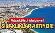 15 Temmuz Çarşamba günü Antalya'da hava nasıl olacak?