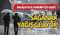 8 Temmuz 2020 Çarşamba günü Antalya'da hava nasıl olacak?