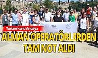 Almanlardan Antalya çıkarması
