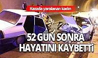 Antalya Haber: Tünelde iki otomobil kafa kafaya çarpıştı