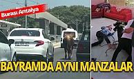 Antalya Haber: Danalar firarda