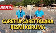 Son dakika Kemer haberi: Caretta carettalara resmi koruma