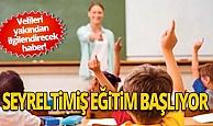 21 Eylül'deki okula dönüş takvimi belli oluyor