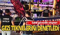 Antalya Alanya Haber: Gezi teknelerine yönelik denetim