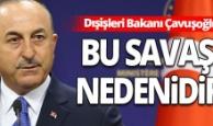 Dışişleri Bakanı Çavuşoğlu'dan Yunanistan'a sert tepki!