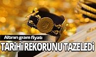 Son Dakika: Altının gram fiyatı 481 lirayla tarihi rekorunu tazeledi