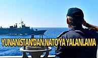 Yunanistan'dan NATO'ya yalanlama