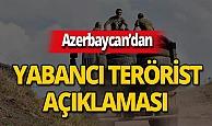 """Azerbaycan: """"Ermenistan yabancı ülkelerden paralı askerler getirdi"""""""