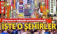 Dünyanın en kalabalık şehirleri açıklandı