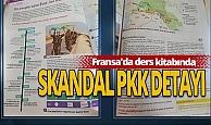 Fransa'da ders kitabında skandal YPG/PKK detayı