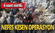 Antalya haber: Turistlerin gezintisi ölümle burun buruna