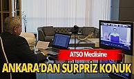 ATSO Meclisi'ne TOBB Başkanı Hisarcıklıoğlu konuk oldu