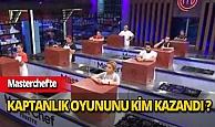 23 Kasım 2020 Masterchef Türkiye'de kaptanlık oyununu kim kazandı?