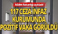 Adalet Bakanlığı'dan cezaevlerine ilişkin açıklama