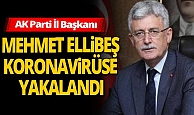 AK Parti İl Başkanı Ellibeş koronavirüse yakalandı
