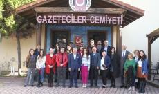 21 ülkeden 162 sporcu Tour of Antalya'da buluşacak!