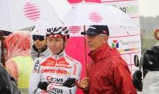 Tour of Antalya'da 3. etap sağanak yağmur altında başladı!