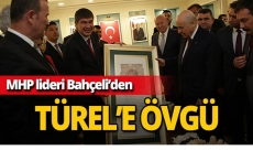 """Bahçeli: """"Türel dönemi Antalya'da devam edecektir"""""""
