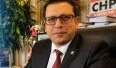 Antalya CHP İl Başkanı hastaneye kaldırıldı!