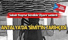 Antalya'da simidin tarihçesi