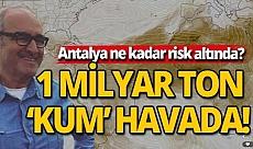 Antalya ne kadar risk altında?