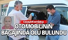 Antalya'da 11 gündür kayıp olarak aranan emlakçının cesedi bulundu